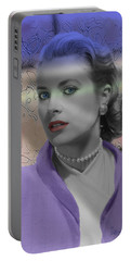 Grace Kelly - Featured In Comfortable Art Group Portable Battery Charger by EricaMaxine  Price