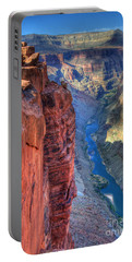 Grand Canyon Awe Inspiring Portable Battery Charger by Bob Christopher