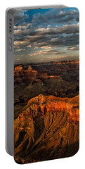 Grand Canyon Sunset Portable Battery Charger by Cat Connor
