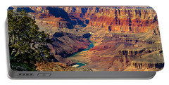 Grand Canyon Sunset Portable Battery Charger by Robert Bales