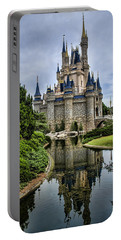 Happily Ever After Portable Battery Charger by Heather Applegate