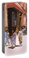 Harlem Jig Portable Battery Charger by Colin Bootman
