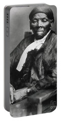 Harriet Tubman  Portable Battery Charger by American School