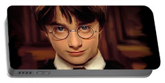 Harry Potter Portable Battery Charger by Paul Tagliamonte