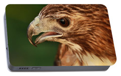 Hawk Eyes Portable Battery Charger by Dan Sproul