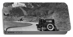 Hollywoodland Portable Battery Charger by Underwood Archives