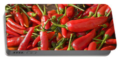 Hot Portable Battery Charger by Delphimages Photo Creations