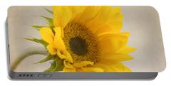 I See Sunshine Portable Battery Charger by Kim Hojnacki