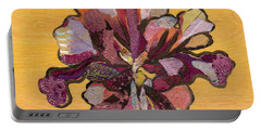 Iris I Series II Portable Battery Charger by Shadia Derbyshire