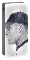Jeter Portable Battery Charger by Tamir Barkan