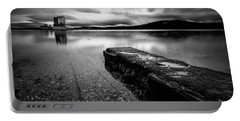 Jetty To Castle Stalker Portable Battery Charger by Dave Bowman