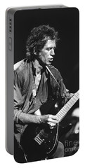 Keith Richards Portable Battery Charger by Concert Photos