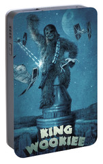 King Wookiee Portable Battery Charger by Eric Fan