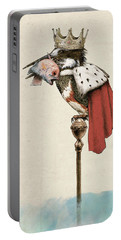 Kingfisher Portable Battery Charger by Eric Fan