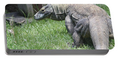 Komodo Dragon Portable Battery Charger by Dan Sproul