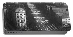 Ku Klux Klan Parade Portable Battery Charger by Underwood Archives