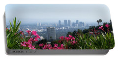 L.a. From Beverly Hills Portable Battery Charger by Dany Lison