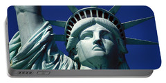 Lady Liberty Portable Battery Charger by Jon Neidert