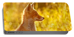 Le P'tit Renard Portable Battery Charger by Roeselien Raimond