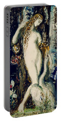 Leda  Portable Battery Charger by Gustave Moreau