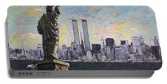 Liberty Portable Battery Charger by Ylli Haruni
