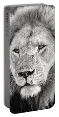 Lion King Portable Battery Charger by Adam Romanowicz