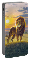 Lion Portable Battery Charger by MGL Studio - Chris Hiett