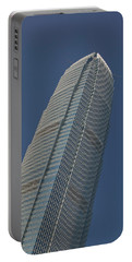 Low Angle View Of A Skyscraper, Two Portable Battery Charger by Panoramic Images