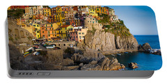 Manarola Portable Battery Charger by Inge Johnsson