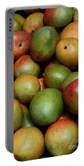 Mangoes Portable Battery Charger by Carol Groenen