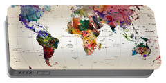 MAP Portable Battery Charger by Mark Ashkenazi