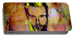 Maroon 5 Portable Battery Charger by Marvin Blaine