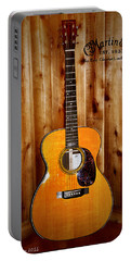 Martin Guitar - The Eric Clapton Limited Edition Portable Battery Charger by Bill Cannon