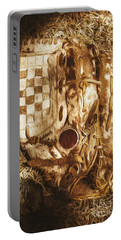 Mitts And Squiggles  Portable Battery Charger by Jorgo Photography - Wall Art Gallery