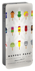 My Muppet Ice Pop - Univers Portable Battery Charger by Chungkong Art