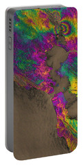 Portable Battery Charger featuring the photograph Napa Valley Earthquake, 2014 by Science Source
