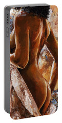 Nude 07 Portable Battery Charger by Emerico Imre Toth