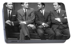Ocean's Eleven Rat Pack Portable Battery Charger by Underwood Archives