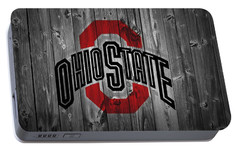 Ohio State University Portable Battery Charger by Dan Sproul