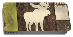 Open Season 1 Portable Battery Charger by Debbie DeWitt