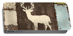 Open Season 2 Portable Battery Charger by Debbie DeWitt