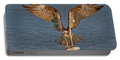 Osprey Morning Catch Portable Battery Charger by Susan Candelario