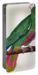 Parrot Portable Battery Charger by Francois Nicolas Martinet