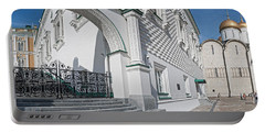 Patriarch Palace And Church Of The Portable Battery Charger by Panoramic Images