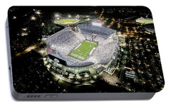 Penn State Whiteout Portable Battery Charger by Amesphotos