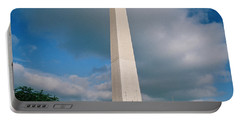 People At Washington Monument, The Portable Battery Charger by Panoramic Images