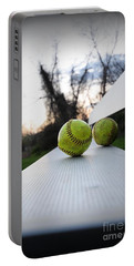 Play Ball Portable Battery Charger by Paul Ward