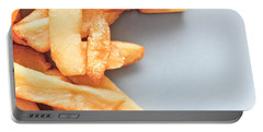 Potato Chips Portable Battery Charger by Tom Gowanlock