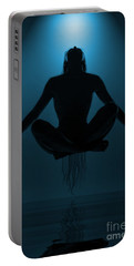 Reaching Nirvana.. Portable Battery Charger by Nina Stavlund