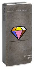 Reservoir Dogs - 3 Portable Battery Charger by Ayse Deniz